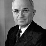 President Harry S. Truman (Photo: Truman Library)