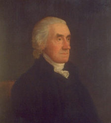 Robert Treat Paine (Courtesy: Massachusetts Historical Society, Boston, Massachusetts)